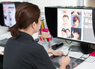 商品制作・画像処理の求人